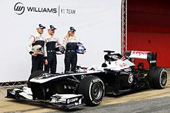 Williams Renault FW35